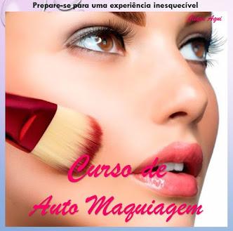 Curso de Auto Maquiagem com Coloração Pessoal
