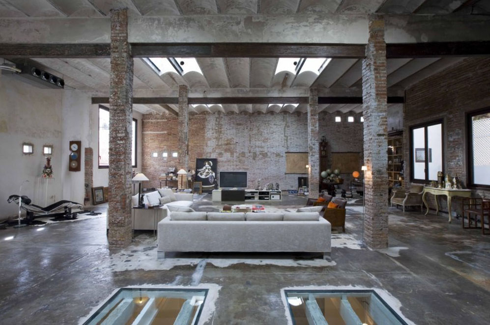 Decoracion Loft Industrial ~  Loft estilo industrial en Barcelona [] Industrial loft in Barcelona