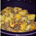 Slow-Cooker Hamburger Hash