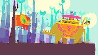 hohokum artwork 1 E3 2013   Hohokum (PS3/PS4/PSV)   Artwork & Trailer
