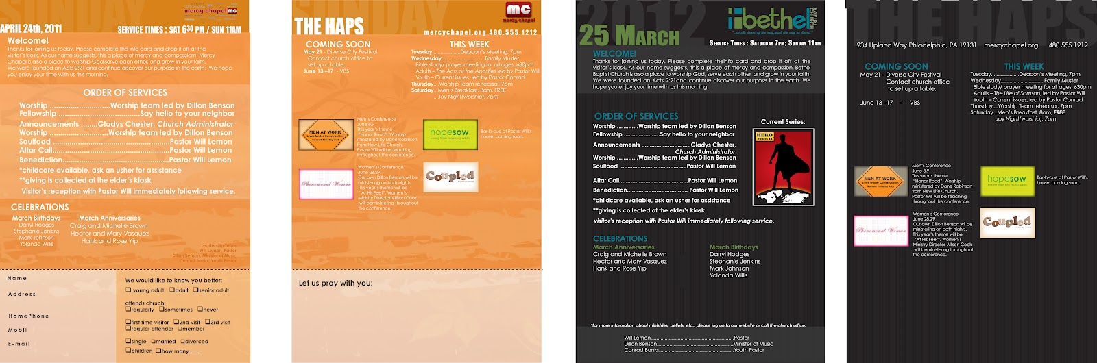 modern+church+bulletin+design.jpg (1600×530) | Graphics & Design ...