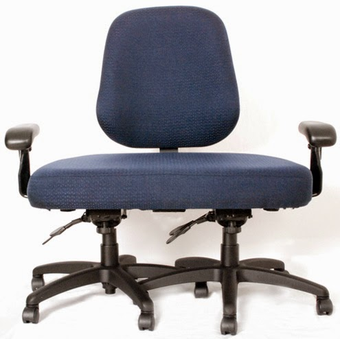 Office Chairs For Large People Cubicle Paradise