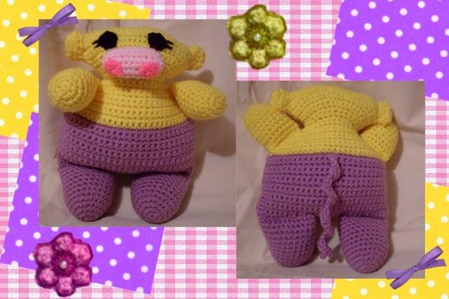 precious free crochet amigurumi hippo pattern