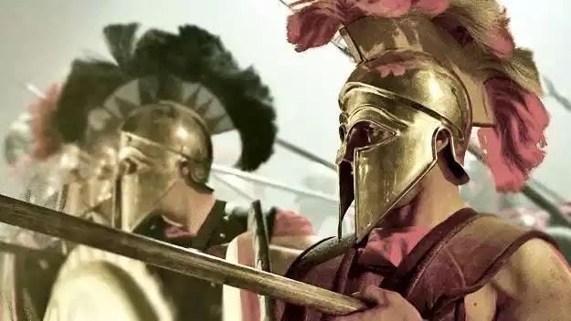 Μία άγνωστη ιστορία της μάχης των Θερμοπυλών: Ένας από τους 300 του Λεωνίδα πολέμησε τυφλός