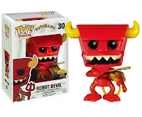 Funko Pop! Robot Devil with Violin