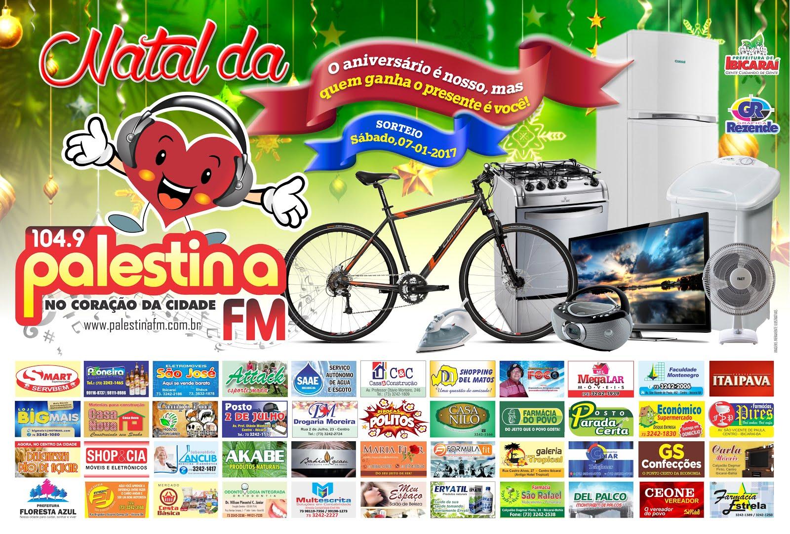Natal da Palestina FM