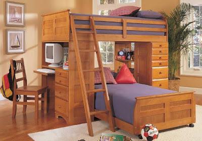 set kamar anak model terbaru