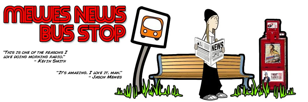 Mewes News Bus Stop