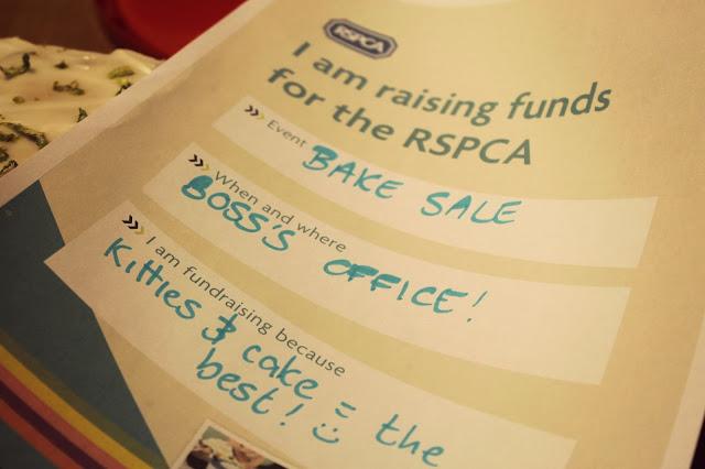 RSPCA fundraising