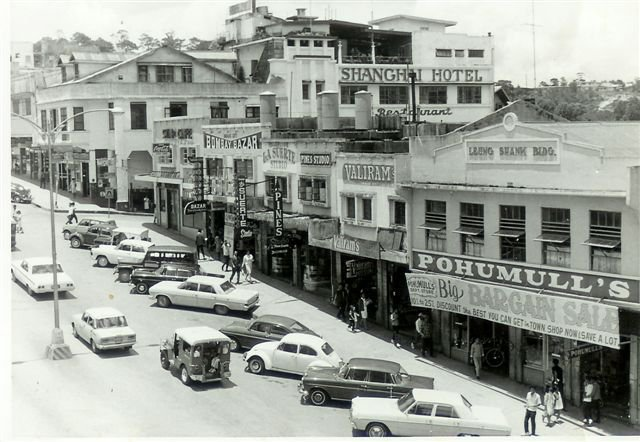 Summer Capital Of The Philippines Back In The 1950 S