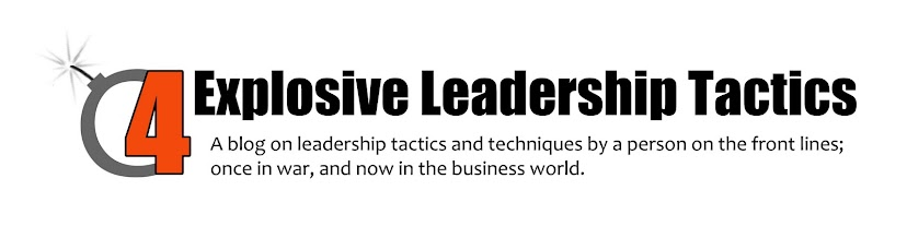 C4 - Explosive Leadership Tactics