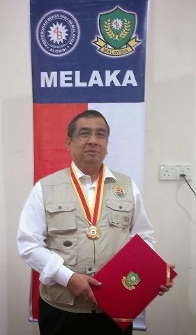 Anugrah Jasa Belia Negeri Melaka