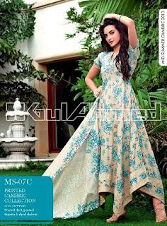 Gul-Ahmed-Embroidered-Dresses