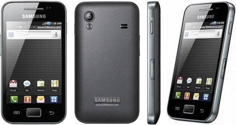 Samsung S5830 Galaxy Ace User Manual