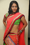 Mithra half saree photo shoot-thumbnail-10