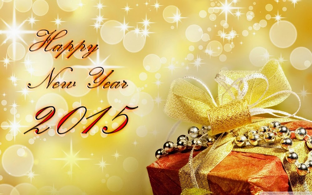 Christmas Happy New Year 2015 Greetings Wishes Cards Images