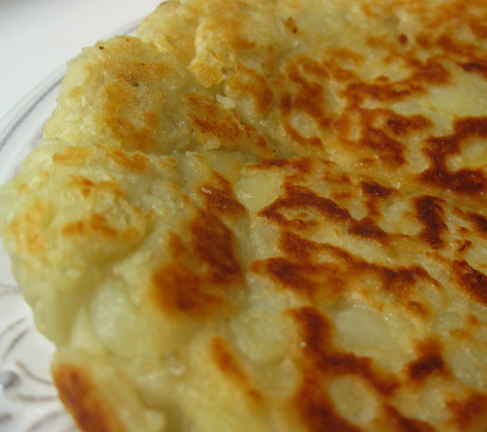 Irish Potato Farls Recipe — Dishmaps