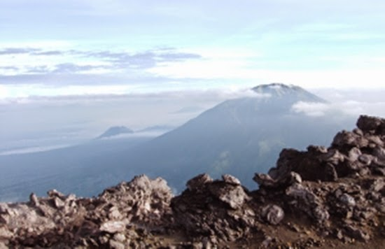 Merapi, The Most Active Volcano In Indonesia