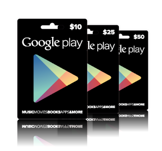 Free Google Play Coupons