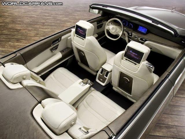 mercedes benz w221 cabriolet