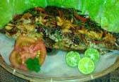 resep ikan mas bakar