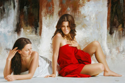 realismo-pintura-femenina