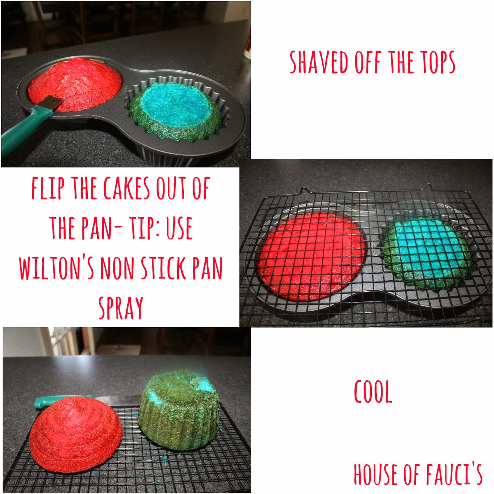 wilton giant cupcake instructions