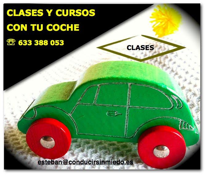 CLASES Y CURSOS