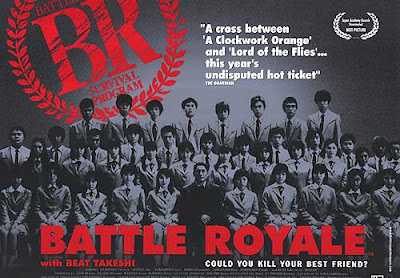 Battle Royale US Adaptation Coming Soon?