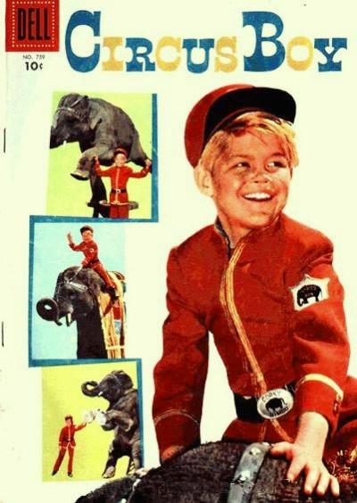 Mickey Dolenz Circus Boy