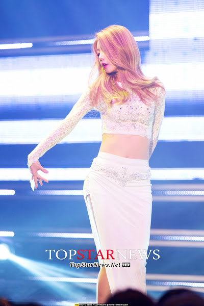 Girls Day Sojin Something Live