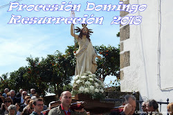 PROCESIÓN DOMINGO RESURRECIÓN 2018