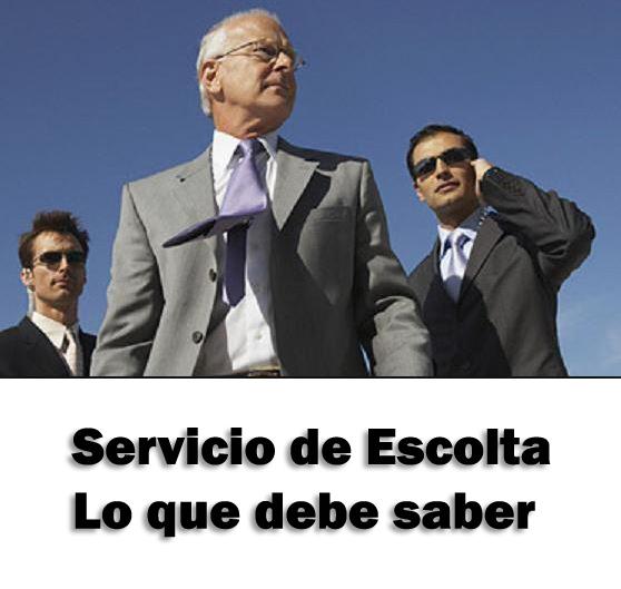 Servicios de Escolta