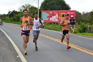 Tradicional Maratona do dia 25 de Janeiro é realizada com sucesso em Cuité