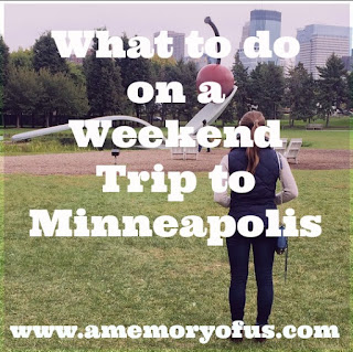 what to do on a weekend trip to minneapolis