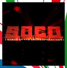 SOCO (Scene of the Crime Operatives) &#8211; May 18, 2013
