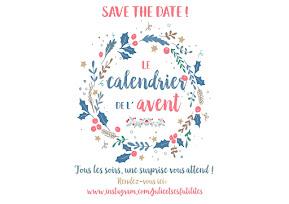 Le calendrier de l'Avent !