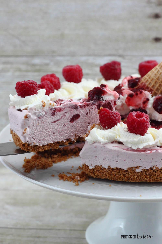 raspberry swirl ice cream raspberry sour cream tart raspberry cream ...