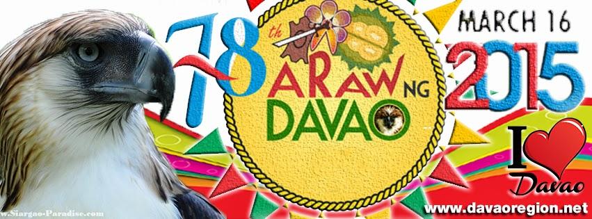 Davao Region Cover Araw ng Davao 2015