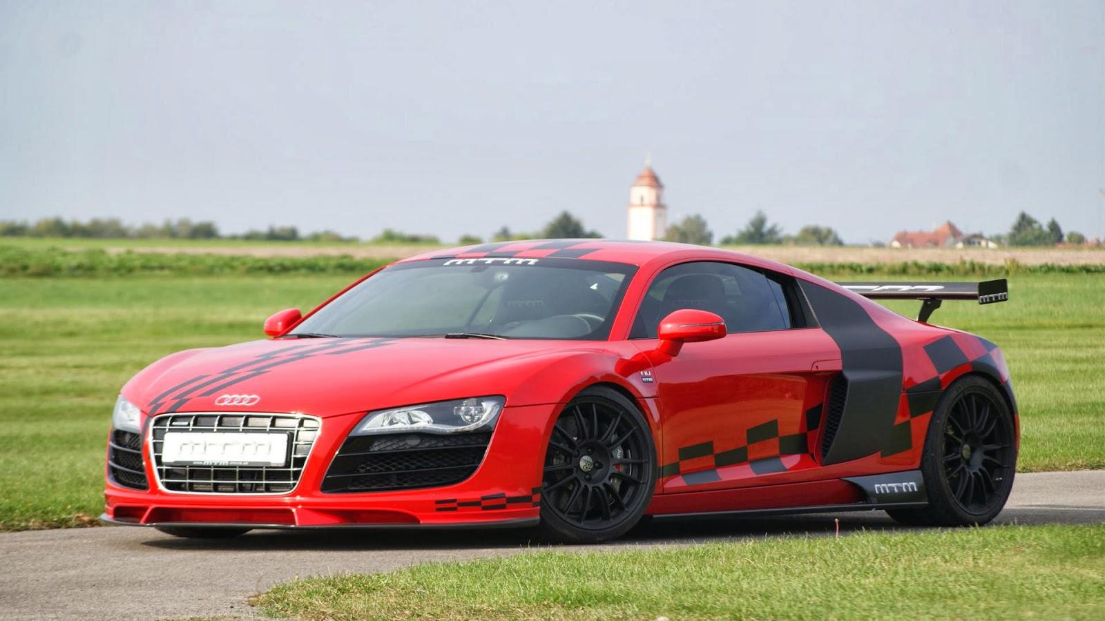 2012 Audi R8 V10 Quattro MTM