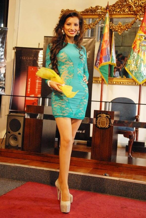 Fotos de las candidatas a miss cochabamba 2013 9