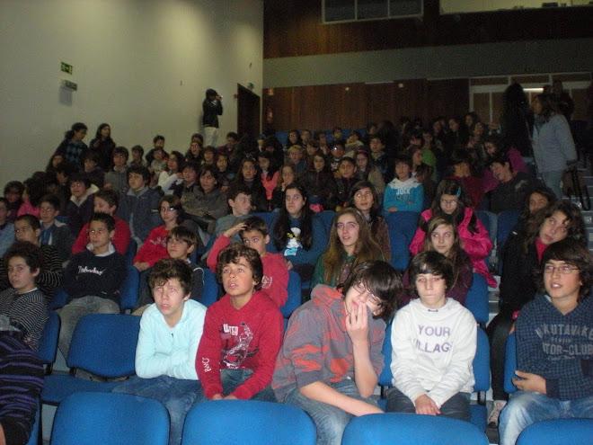 Centro de Estudos de Fátima - 6 Dezembro 2011