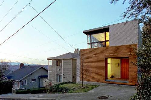 Cavehill Residence by Eggleston|Farkas Architects