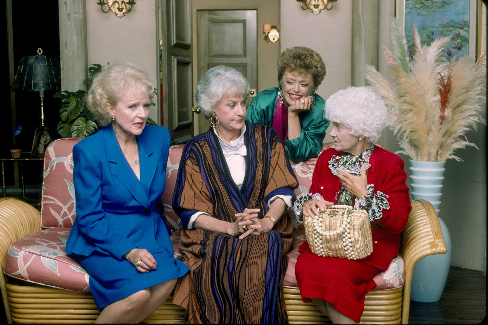 olden girls If you look closely, you'll find some valuable lessons from the golden girls about what not to do during a hurricane.