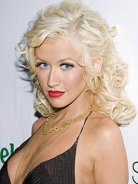 Christina Aguilera Hair Color Pictures