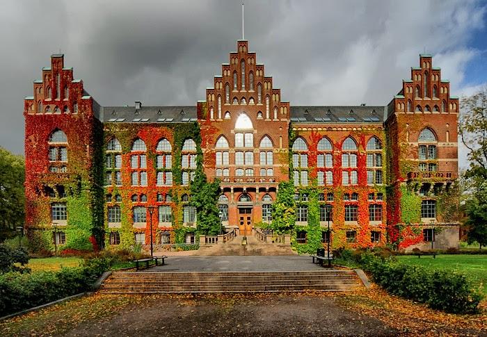 Koulun alku ruotsissa