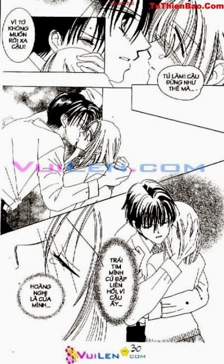 Cô Bé Đào Nguyên chap 11 - Trang 31