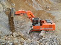 Excavator CE650-6 Face-shovel