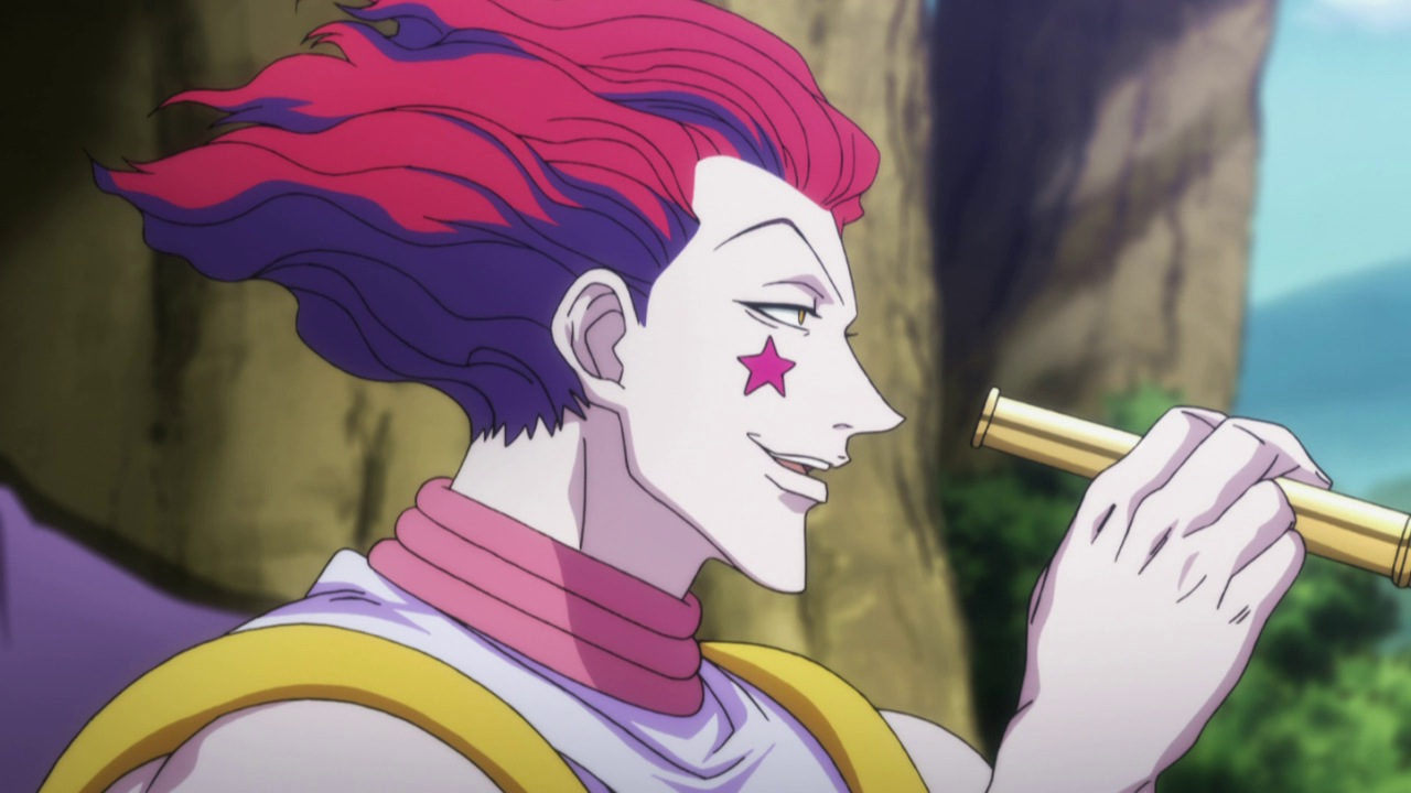 In Effect Tsezguerra Is Really The Star Of This Episode Though As So Often Case Its Hisoka Who Gets By Far Most Mileage Out His Screen