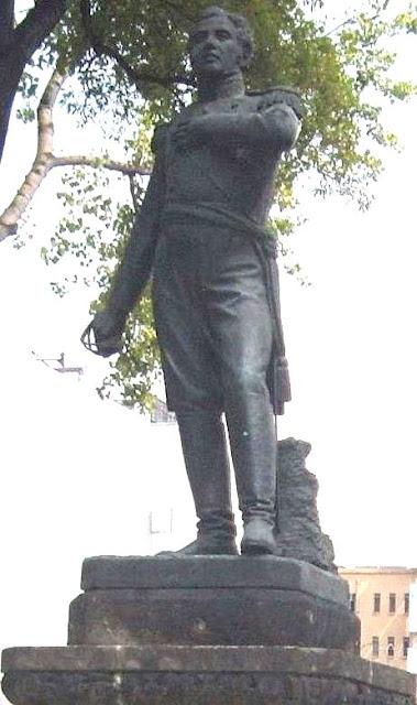 Monumento de Guadalupe Victoria